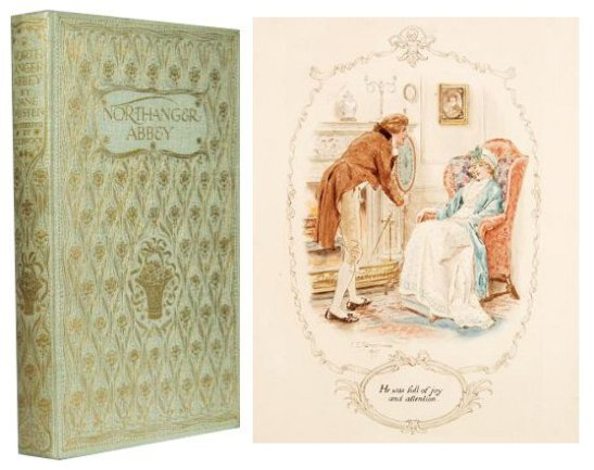Dents Austen Illustrated By Brock